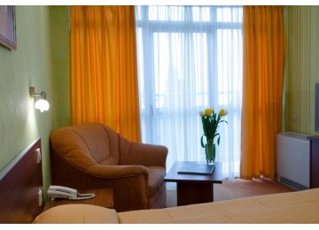 Стандарт Комфорт 2-местный 1-комнатный (с балконом)
