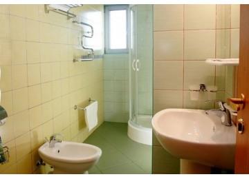 Стандарт  2-местный 1-комнатный DBL (без балкона)
