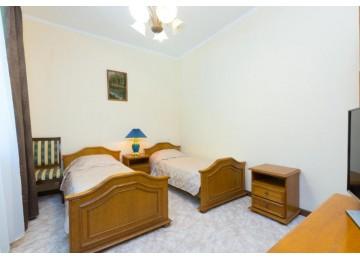 Коттедж 2-местный 1-комнатный №5