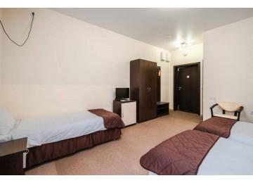 Сигма Сириус Парк Стандарт 2-местный 1-комнатный (доп место)