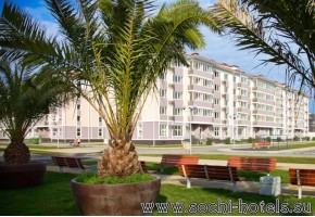 «SIGMA SIRIUS PARK » Отель