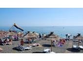 Отель «Алые Паруса» Пляж
