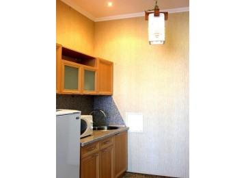 Альмира Арт-Люкс с балконом и мини-кухней