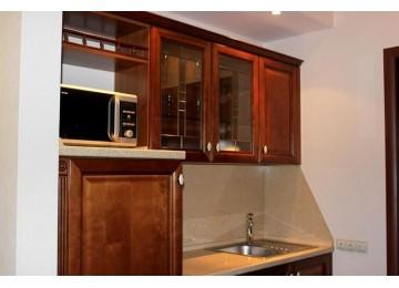 Альмира Олимп с балконом и мини-кухней