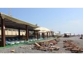 Отель «Альмира» Пляж