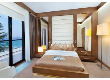 Арфа Парк Отель Премиум сьют вид на море
