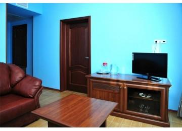2-местный 2-комнатный люкс Корпус Атлант Люкс