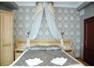 2-местный 2-комнатный люкс (для новобрачных) . Корпус Атлант Люкс