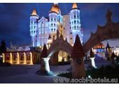 Отель «Богатырь» Территория