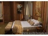 Отель « Богатырь»2-местный джуниор-сьют