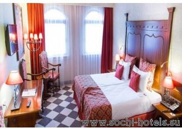 Отель «Богатырь» 2-местный стандартный