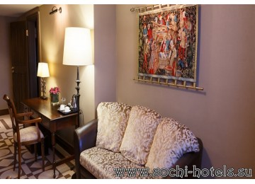 Отель «Богатырь» 2-местный 1-комнатный сьют