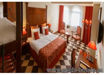 Отель «Богатырь» 2-местный супериор