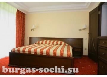 Бургас Люкс VIP 2-х местный 2-х комнатный