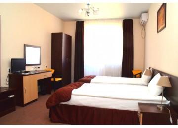 Стандарт комфорт 2-комнатный. 3-местный | Гамма Сириус Парк Отель
