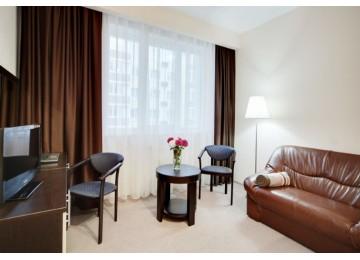 Люкс 2-местный 2-комнатный| Гамма Сириус Парк Отель