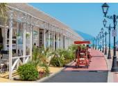 Отель «Gamma Sirius Park» , набережная, пляж