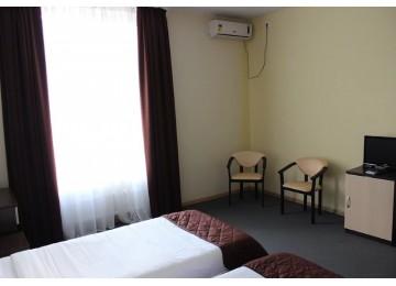 Стандарт 1-комнатный 2-местный | Гамма Сириус Парк Отель