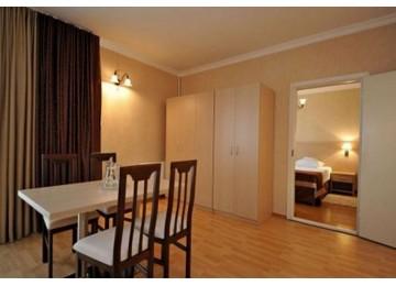 Пансионат Дельфин- Адлер | Апартаменты 2-х местный 3-х комнатный