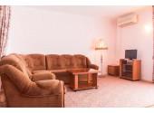 Отель « Дельфин Адлеркурорт» Апартаменты 3-х комнатные с кухней