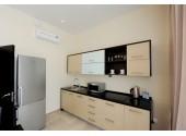 Отель « Бархатные сезоны Екатерининский Квартал» апартаменты с кухней