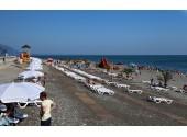 Отель «Бархатные сезоны Екатерининский Квартал» Пляж