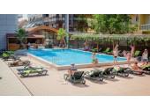 Отель «Экодом» Внешний вид, территория, бассейн