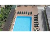Отель «Экодом» Внешний вид, бассейн