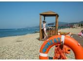 Пансионат  «Фрегат », пляж