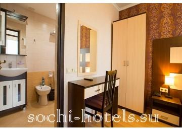 «Suite» 2-местный 2-комнатный (6 этаж)