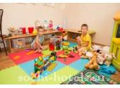 Пансионат  «Фрегат »,    детская комната