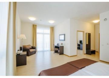 """Апартаменты с 1 спальней  Квартал """"Прибрежный"""""""