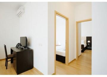 """Апартаменты с 2 спальнями Квартал """"Прибрежный"""""""