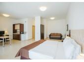 Отель « Имеретинский» 2-местный 1-комнатный апартамент-студия с кухней
