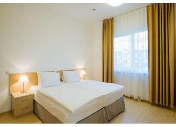 """Апартаменты с 2 спальнями Квартал """"Парковый"""""""