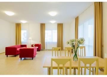 """Апартаменты с 3 спальнями Квартал """"Парковый"""""""