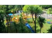 Санаторий « Изумруд» Детская площадка