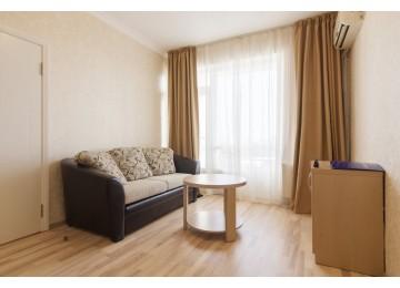 Санаторий  «Коралл»  Адлеркурорт |Апартаменты 4-х местный 3-х комнатный