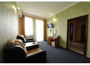 Отель «Корсар» Адлер Люкс 2-местный 2-комнатный
