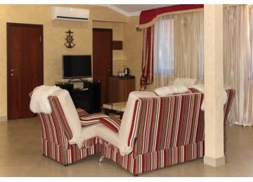 Отель «Корсар» Адлер Делюкс 2-местный