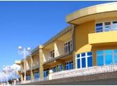 Отель «Лазурь Beach Hotel» Внешний вид