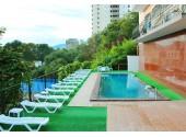 Отель « М-Отель» бассейн