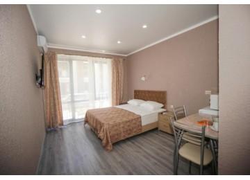 Комфорт 2-местный 1-комнатный (без кухни)