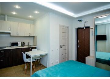 Комфорт Улучшенный 2-местный 1-комнатный (с кухней)