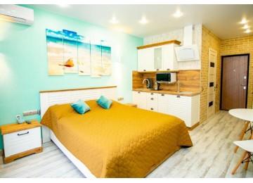 Комфорт Улучшенный + дизайн 2-местный 1-комнатный (с кухней)