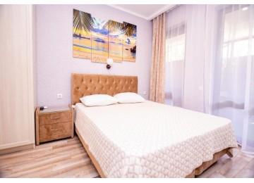 Комфорт Улучшенный с террасой 2-местный 1-комнатный (с кухней)
