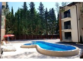 Отель  «Мадрид Парк 2» | территория, внешний вид