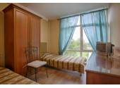 Отель «Меридиан» 4-местный 2-комнатный блок 2+2