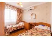 Отель «Нептун Адлеркурорт» Стандартный двухместный номер 1-й категории