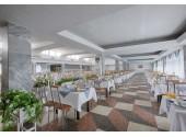 Отель «Нептун Адлеркурорт» столовая корпус коралл